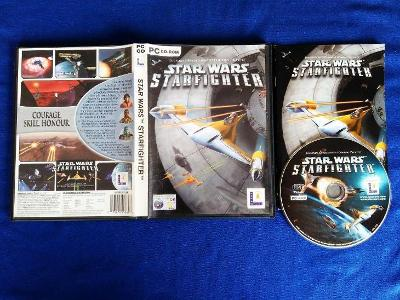 PC - STAR WARS STARFIGHTER (retro 2002) Top