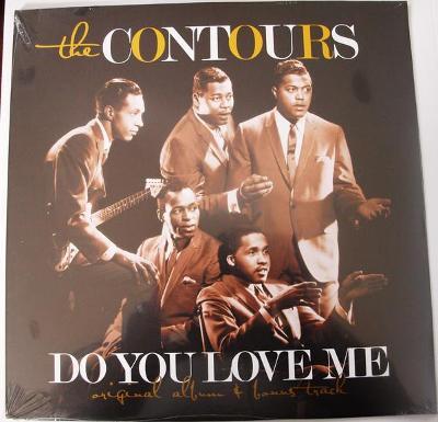 CONTOURS - DO YOU LOVE ME / zapačetěné ,soul funk