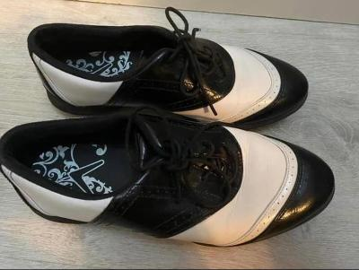 Golfové boty vel. 37 Olomouc
