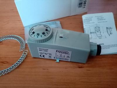 Příložný termostat 10°C-90°C BB1-1000