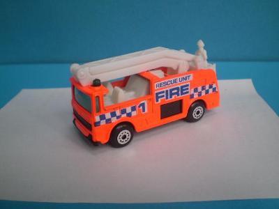 MATCHBOX - 12 SNORKEL FIRE ENGINE