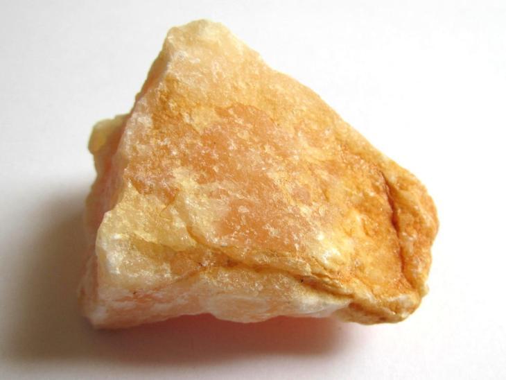 ŽLUTÝ KALCIT - SUROVÝ KUS - MEXIKO      (C 531) - Minerály a zkameněliny
