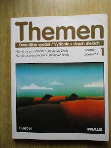 Bock Heiko & Gerdes Mechthild - Themen Kursbuch 1 Lehrwerk für Deutsch