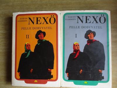 Nexo Martin Andersen 2x - Pelle dobyvatel I & II