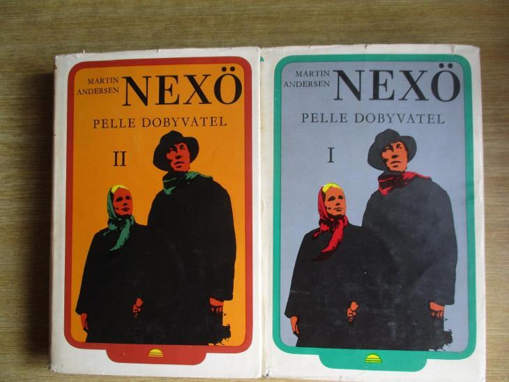 Nexo Martin Andersen 2x - Pelle dobyvatel I & II - Knihy