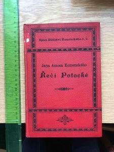 J.A.Komenskeho Reci Potocke 1894