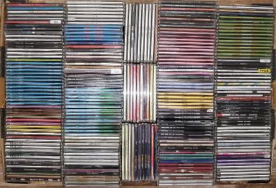 CD SINGLY dle vlastního výběru - cena za 1 ks - ČESKÉ i ZAHRANIČNÍ