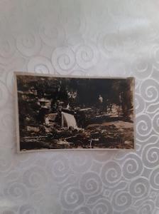 beskydy- Malenovice - Borová - vodopád- Sutina-1925