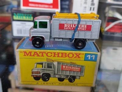 Matchbox 11 Scaffolding Truck
