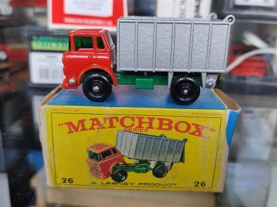 Matchbox 26 GMC Tipper Truck