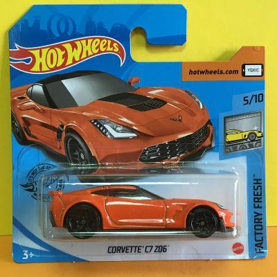 Corvette C7 Z06 - Hot Wheels 2020 200/250 (E15-n21)