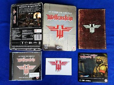 PC - RETURN TO CASTLE WOLFENSTEIN - LIMITED COLLECTOR´S EDITION (2001)