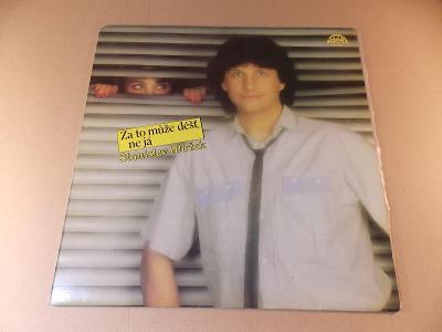Hložek ZA TO MŮŽE DÉŠŤ, NE JÁ 1986 LP