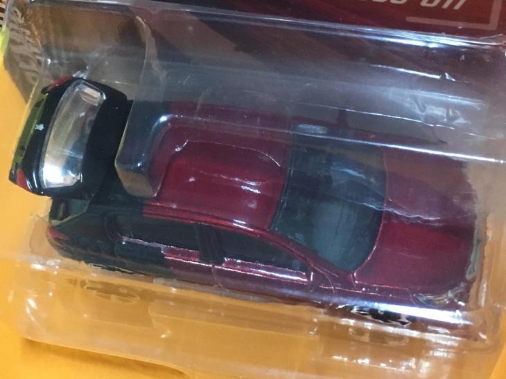 Peugeot 308 GTi - Majorette 1/58 (H11-x) - Modelářství
