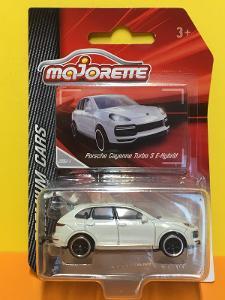 Porsche Cayenne Turbo S E-Hybrid - Majorette 1/64 (H11-x)