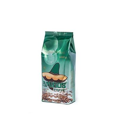 italská zrnková káva Amigos  Qualita Verde BAR 1kg