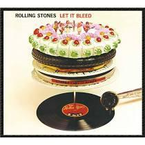 ROLLING STONES  Let it bleed  50th anniversary edition  LP