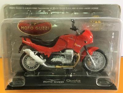 Moto Guzzi Quota 1100 ES - Hachette 1/24 (H11-3)