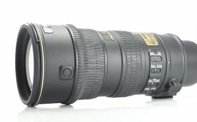 NIKON 70-200mm f/2.8G ED-IF AF-S VR TOP