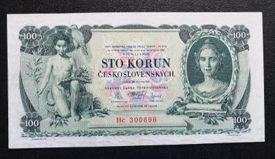 100 korun 1931,serie Hc,neperforovana