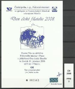 ČR 2008, PPM 3, číslo 003563