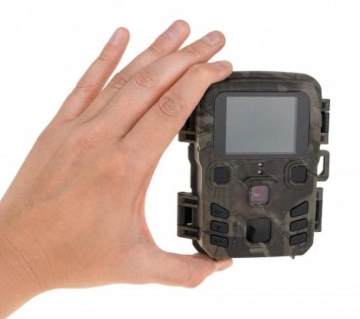 Mini Fotopast Secutek SST-MiNi301 - 12MP, IP65 - Zabezpečovací systémy