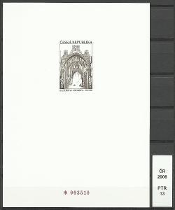 ČR 2006, PTR 13, číslo 003510
