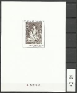 ČR 2007, PTR 14, číslo 0002835