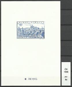 ČR 1998, PT 8a, číslo 009205