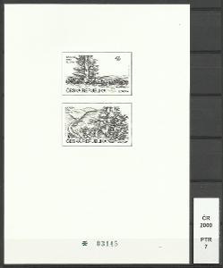 ČR 2000, PTR 7, číslo 03145