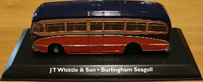JT Whittle & Son - Burlingham Seagull 1/72 Atlas