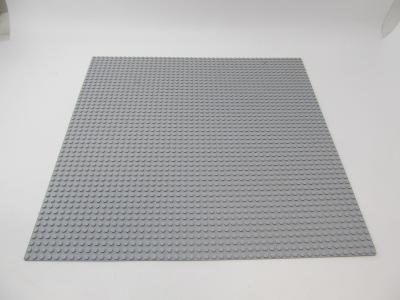 LEGO PODLOŽKA 48X48 NOPŮ ŠEDÁ