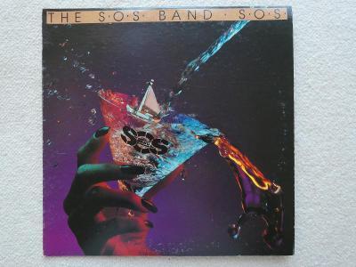 The S.O.S. Band – S.O.S. - LP 1980 Tabu Records USA