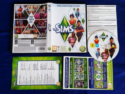PC - THE SIMS 3 (retro 2012) Top
