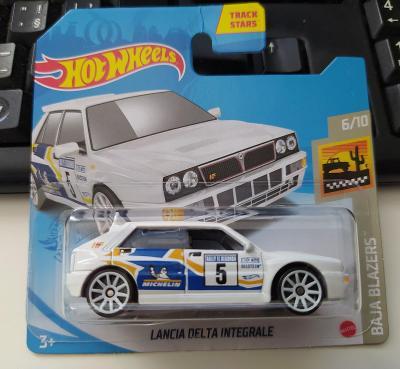 Lancia Delta Integrale - Hot Wheels