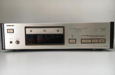 SONY CDP-X77ES - high end CD přehrávač