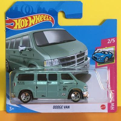 Dodge Van - Hot Wheels 2021 50/250 (H10-27)