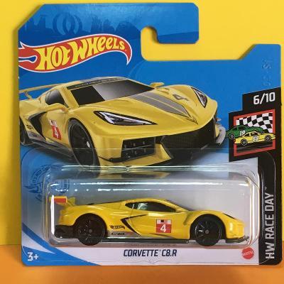 Corvette C8.R - Hot Wheels 2021 105/250 (H10-28)