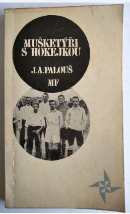 MUŠKETÝŘI S HOKEJKOU 1968 – originální věnování