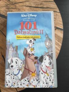 101 dalmatinů II: Flíčkova londýnská dobrodružství, VHS