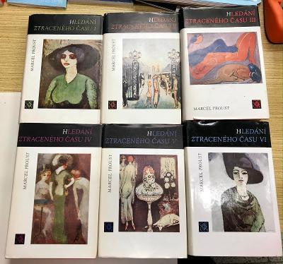 Proust Marcel - Hledani ztraceneho casu I-VI