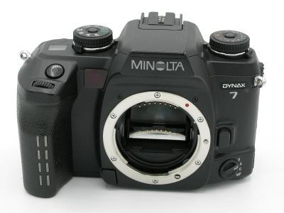MINOLTA Dynax 7