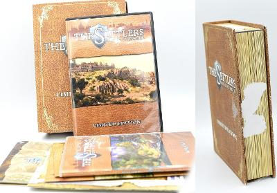 ***** The Settlers rise of an empire limited edition ***** (PC)