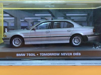 BMW 750iL James Bond Tomorrow Never Dies- Ltd. 007 1/43 (H13-9)