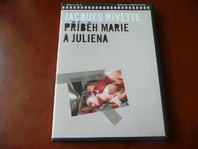 JACQUES RIVETTE - PRIBEH MARIE A JULIENA (Kolekce 6+6+6) cz titulky