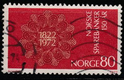 Norsko - Mi: 635