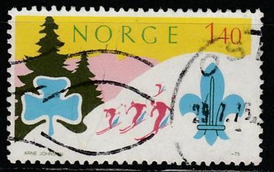 Norsko - Mi: 706