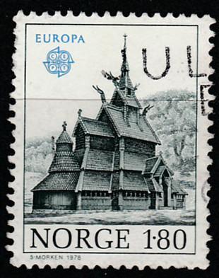 Norsko - Mi: 770