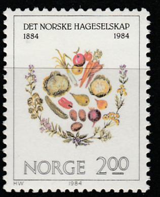 Norsko - Mi: 906