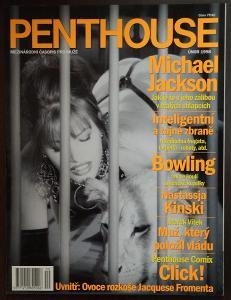 Časopis - PENTHOUSE únor 1998